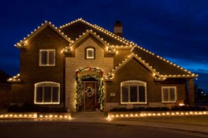 Don't Let Christmas Lights Become a Fire Hazard